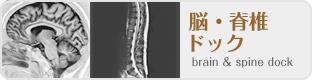 脳・脊椎ドック